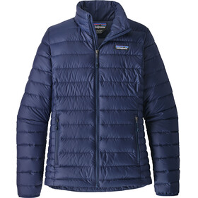 Patagonia Down Giacca Donna blu